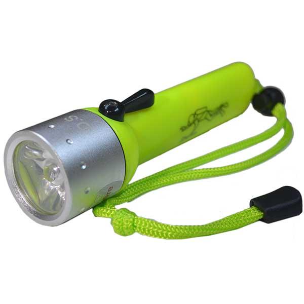 Lanterna LED para mergulho submergível  Masefire UK