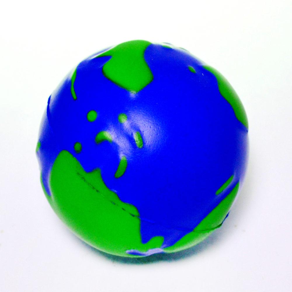 Anti-Stress Globo planeta terra